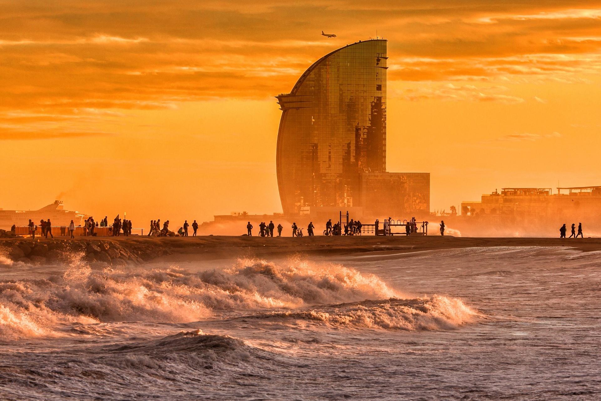 Barceloneta-Beach-in-Barcelona